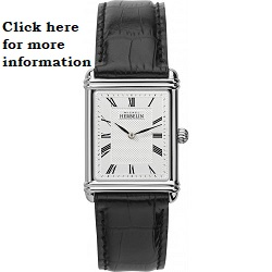 £335 Art Deco style strap  watch