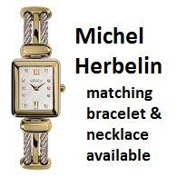 Michel Herbelin Cable Watch